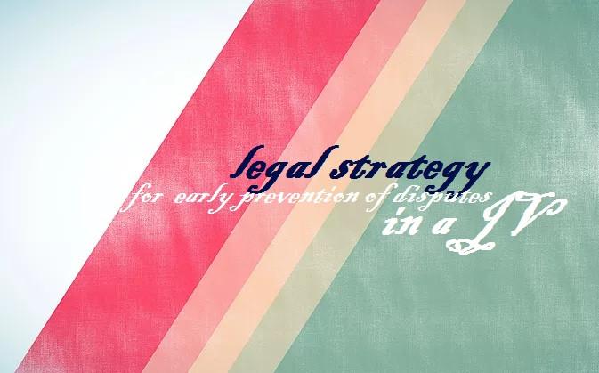 Gutovska & Partners Strategy for JV