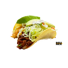 #1 Hard Shell Tacos