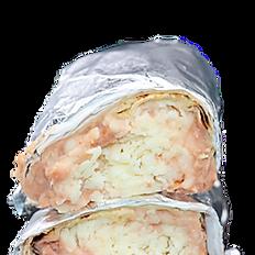Cheesier Burrito