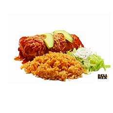 #6 Supreme Burrito