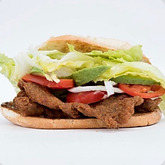 Milanesa Torta Steak
