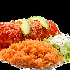 Supreme Wet Burrito