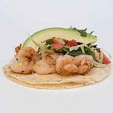 Aja Shrimp Tacos Plate
