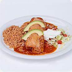 #6 Suprem Burrito