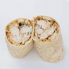 Fish Burrito