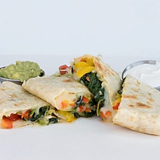 Veggies Lovers Quesadilla