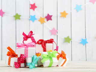 The Changing Culture of Birthday Parties: Where Did All The Presents Go? - Re-post from Mabelhood