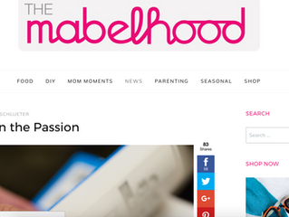 Passing on the Passion - Re-Post from Mabelhood