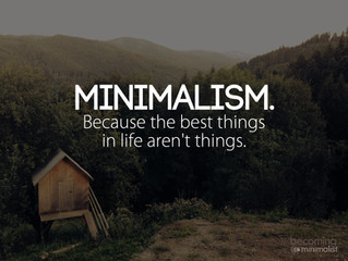 Tweens and Minimalism: A Parent's Observations