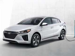 Conversations with Kelly: Hyundai's Ioniq Electric Vehicle