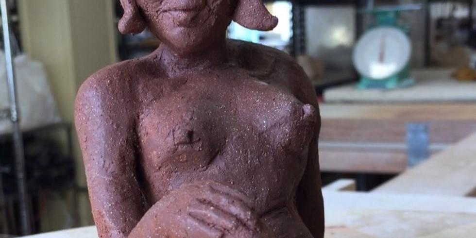 The Figure in Clay: Live Figurative Sculpture Workshop