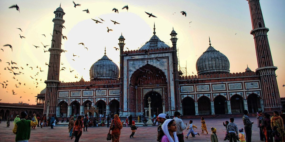 Half day Old Delhi tour