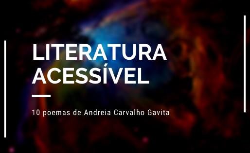 10 poemas de Andreia Carvalho Gavita