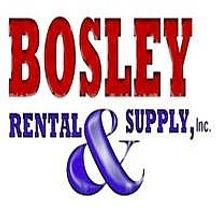 Bosley Rental & Supply, Inc. Logo