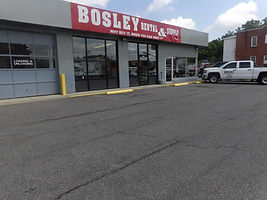 Bosley Rental & Supply, Inc. Huntington, WV Store location