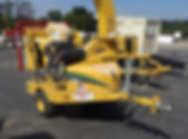 Vermeer Limb Chipper at Bosley Rental & Supply, Inc.
