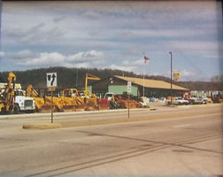 The orginial Bosley Rental & Supply, Inc. store location in Parkersburg WV