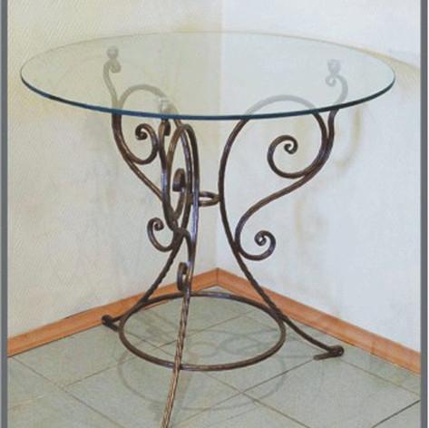 Столик. Кованая мебель. Деко Декоративная ковка