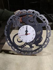 Часы. Плазменная резка. Деко Декоративная художественная ковка. Благовещенск. Изготовление и монтаж. Плазменная резка. Опыт работы более 20 лет.