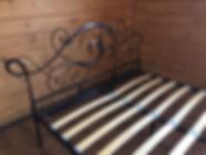 Кровать кованая. Деко Декоративная художественная ковка. Благовещенск. Изготовление и монтаж. Плазменная резка. Опыт работы более 20 лет.