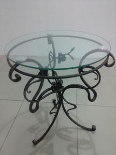 Кованый стол. Деко Декоративная ковка