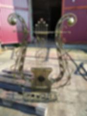 Деко Декоративная художественная ковка. Благовещенск. Изготовление и монтаж. Плазменная резка. Опыт работы более 20 лет.
