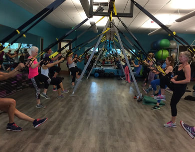 TRX Cardio Core Workout