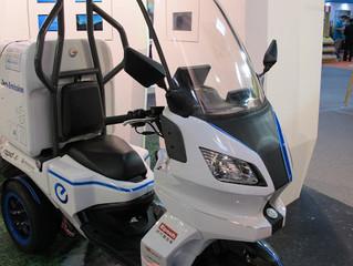 [2015年度創業之星] 電動車市場正熱!蓋亞汽車Rapid-e切入企業用市場