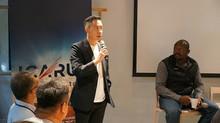 高士偉:資金流向趨緊 新創團隊打磨亮商模及技術
