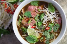 Pho, Soup, Broth, Chili, Vietnamese, Food, Seattle, Chef