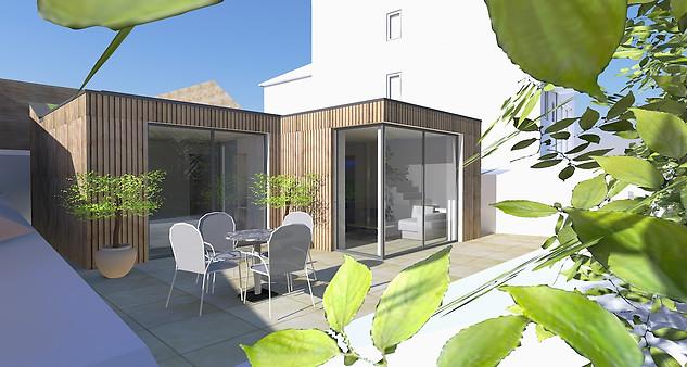 Garden Annex