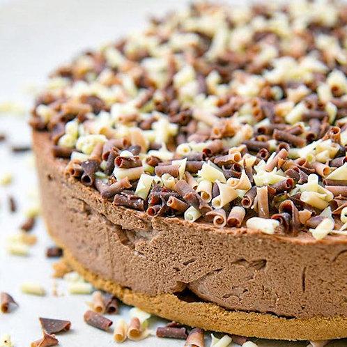 Torta de Chocolate Belga - 450g