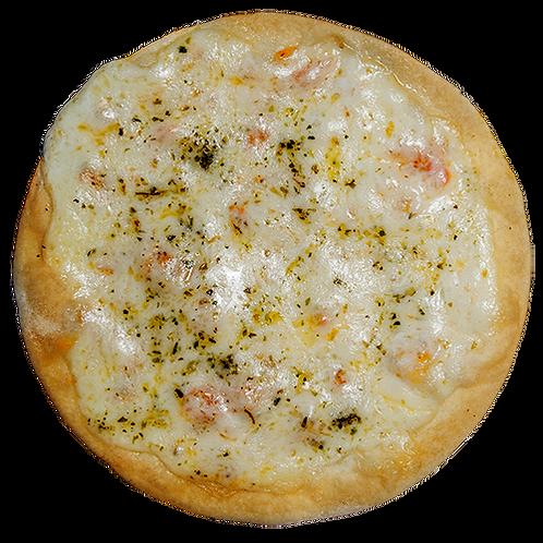 Pizzita de Mussarela (pizza de frigideira)