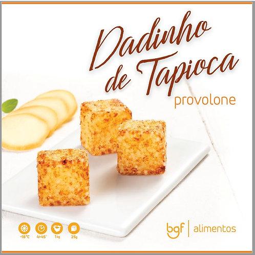Dadinho de Tapioca Provolone 1 Kg