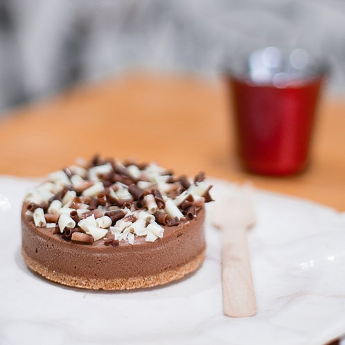 Torta de Chocolate Belga -Individual
