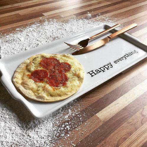 Pizzita Pepperoni (Pizza de Frigideira)