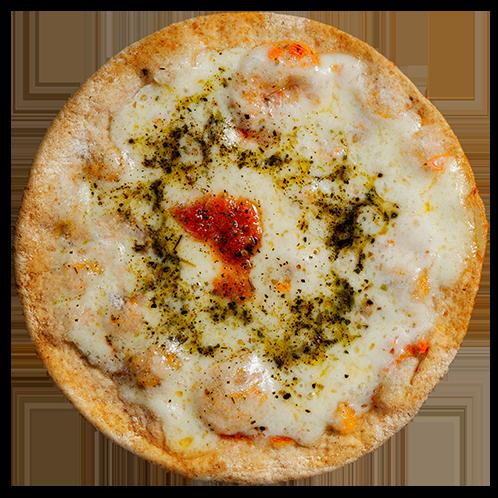 Pizzita Margherita (pizza de frigideira) Preço Especial