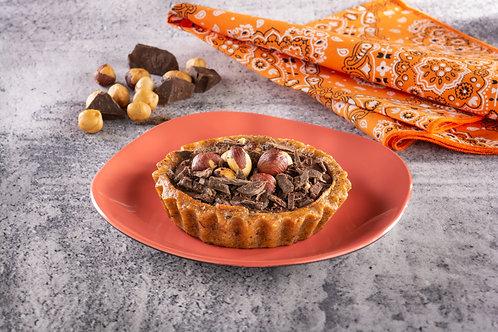 Torta Fudge de Chocolate com Avelãs WeChef