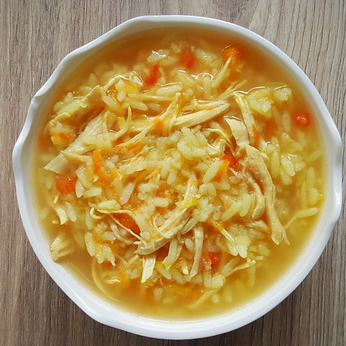 Sopa Canja