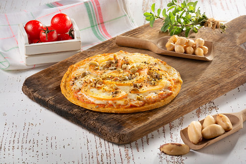 Pizza de Mussarela WeChef