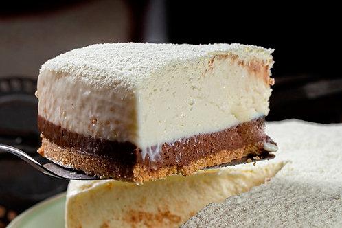 Torta Gelada de Ninho e Nutela