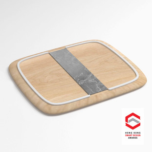 Chopie - chopping board + Sharpener