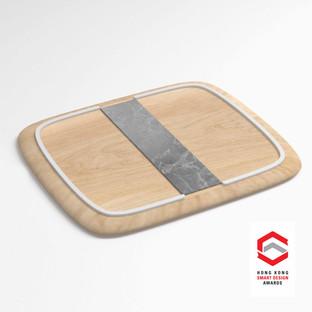 Chopie - chopping board + Sharpener