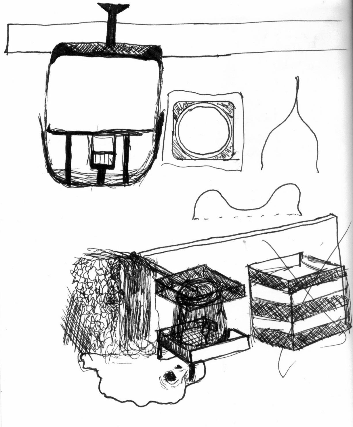 Original Concept for Rain Room