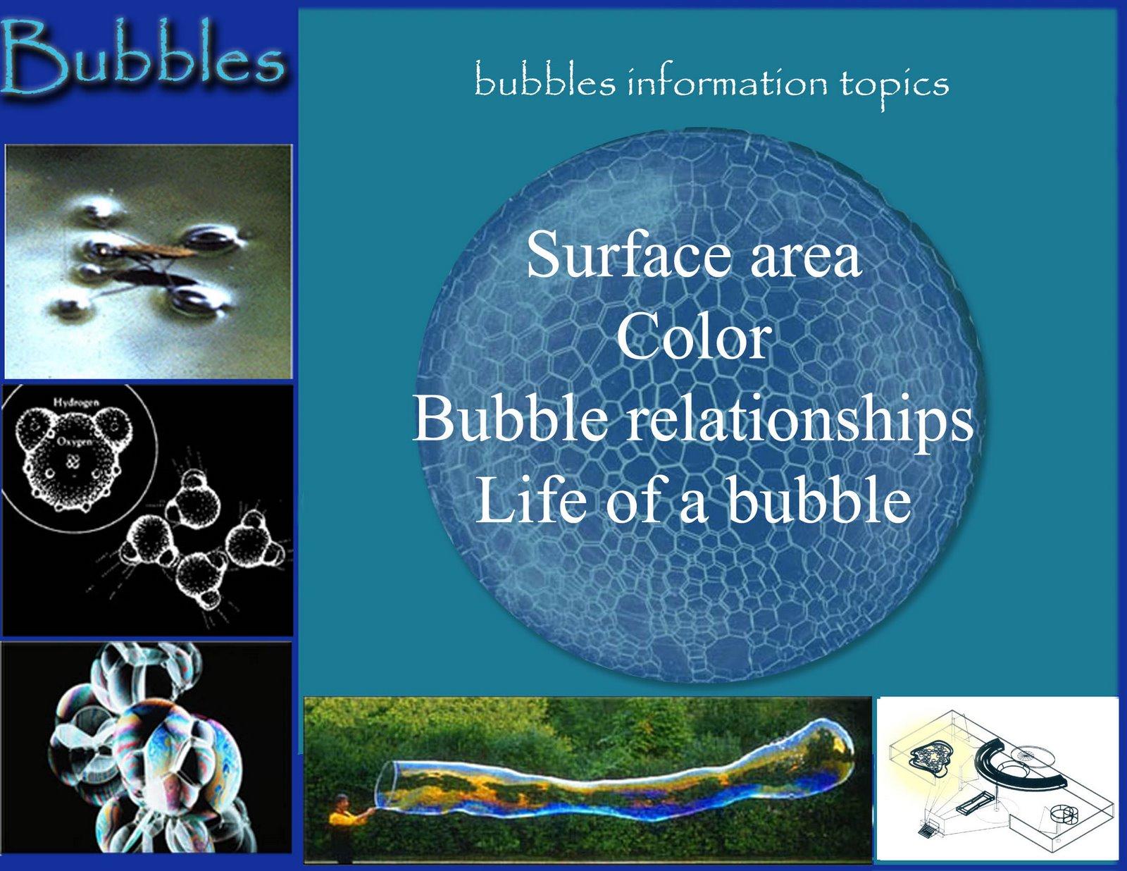Bubble Exhibit