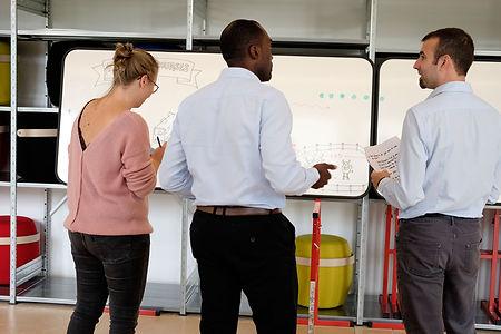 Rethink GmbH – die Mobiliar – Sketchmen Run – Design Thinking