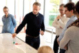 Rethink GmbH – die Mobiliar – Sketchmen Run – Innovation Schweiz