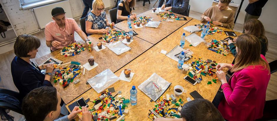 Lego Serious Play Einführung - 17. Sept. 19:00 – 23:00