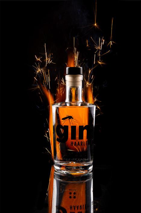 Haarlem gin promotion