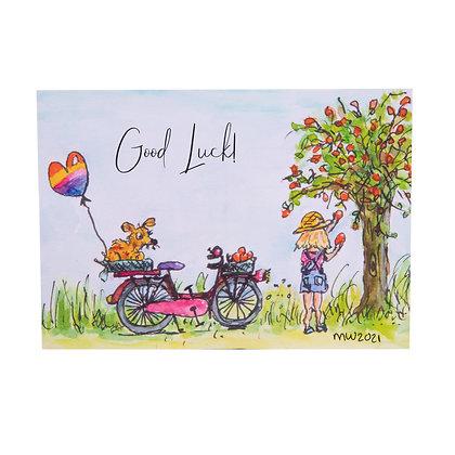 Postcard   Good Luck